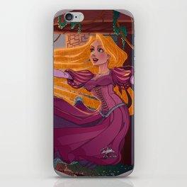 Rapunzel - Tangled iPhone Skin