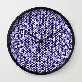 The Fisherman's Jumper Wall Clock