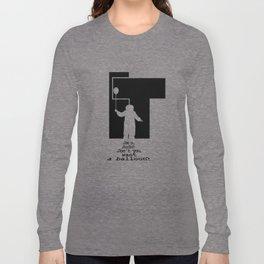 IT - Penniwise (black) Long Sleeve T-shirt
