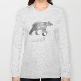 graphic bear III Long Sleeve T-shirt