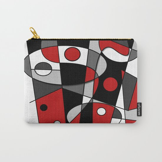 Abstract #42 Carry-All Pouch