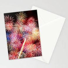 Celebrate Your Life with Fireworks! Stationery Cards