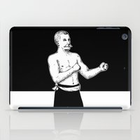 boxer iPad Cases featuring Boxer by Moose van Papendorp