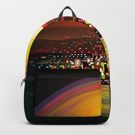 Harbor Square Backpack