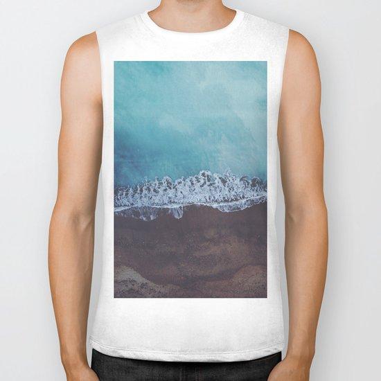 Oceans away Biker Tank