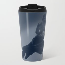 buddha monochrome Travel Mug