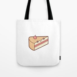Happy Cake Tote Bag