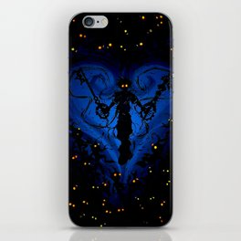 DARK SORA - KINGDOM HEARTS iPhone Skin