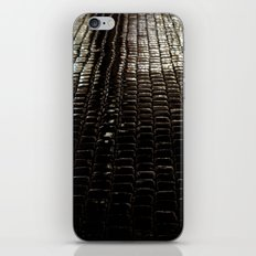 cobbled rain I. iPhone & iPod Skin