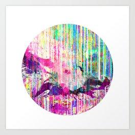 Decompose II Art Print