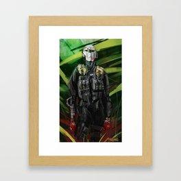 The Incident Framed Art Print