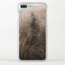 The Path of the Heart Clear iPhone Case