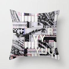 PD3: GCSD41 Throw Pillow