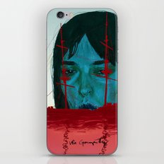 The Sinking Ship IS My Lifeboat. iPhone & iPod Skin