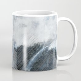 Stormy Mountains Coffee Mug