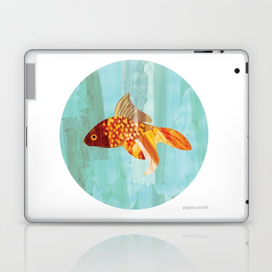 Little Fishy Laptop & iPad Skin