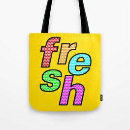 fresh – my 3 best Skills Tote Bag