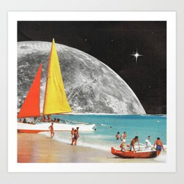Hawaiii Art Print