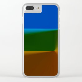 Dunes Sea and Sky Clear iPhone Case