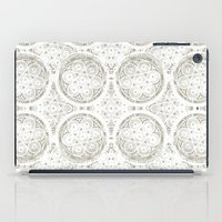grace iPad Cases featuring grace by EnglishRose23