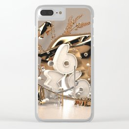 365 Clear iPhone Case