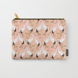Cranes by Andrea Lauren  Carry-All Pouch