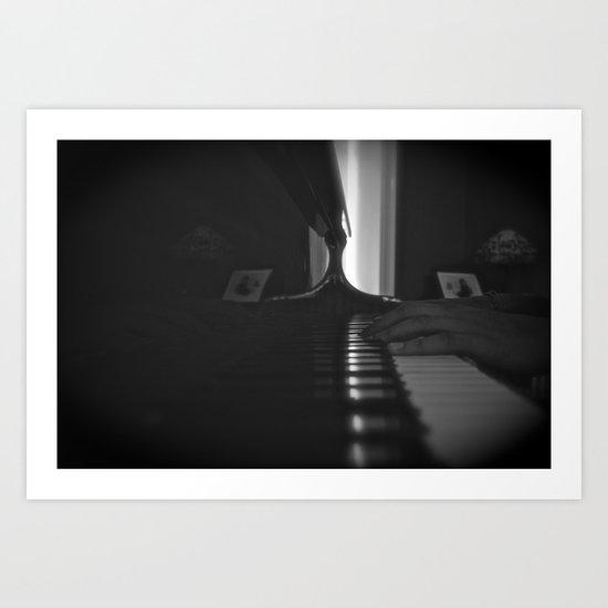 C Major Chord Art Print