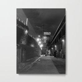 Demerara Metal Print