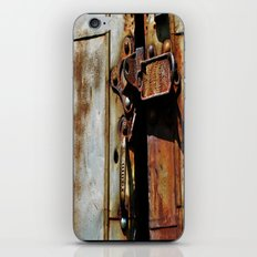 Rust and Rubble iPhone & iPod Skin