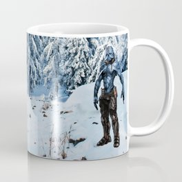 Visitor from Outer Space Coffee Mug