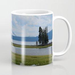 Pelican Creek - Yellowstone Lake Coffee Mug