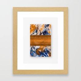 Lucent Forms: Todoroki Framed Art Print