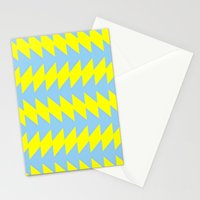 Van Zanen Yellow & Blue Stationery Cards