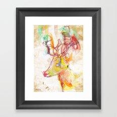 Maritza Framed Art Print