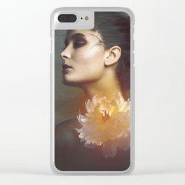 Quies Clear iPhone Case