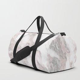 White Marble Mountain 012 Duffle Bag