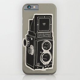 Rolleicord iPhone Case