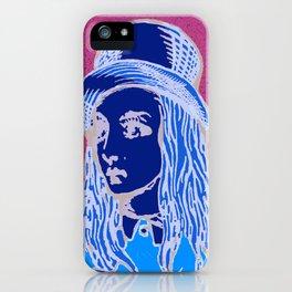 Retro Alice iPhone Case