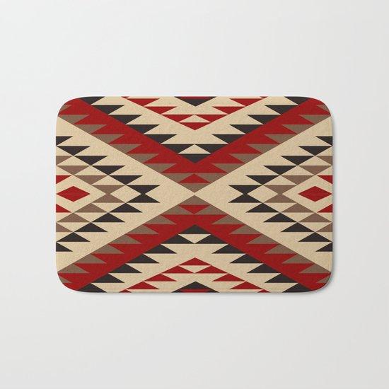 American Native Pattern No. 93 Bath Mat