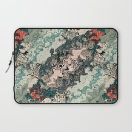 Colorful Textures Pattern 1 Laptop Sleeve