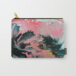 Coral Overture Carry-All Pouch
