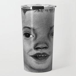 Happy Boy Travel Mug