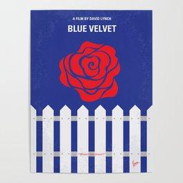 No170 My BLUE VELVET mmp Poster