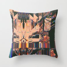 New Sacred 31 (2014) Throw Pillow