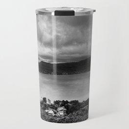 Lagoon Shadows Travel Mug