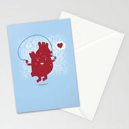 Cardio Ambition Stationery Cards