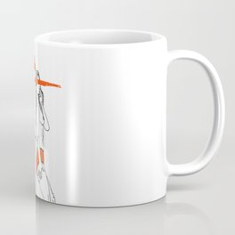 LOVE is obstacles Coffee Mug