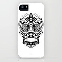 Skull-o-mania iPhone Case