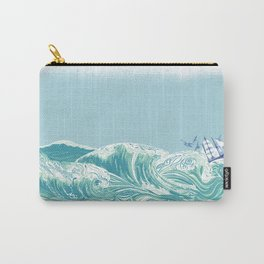 Sea Fever Carry-All Pouch
