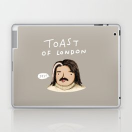 Toast of London Laptop & iPad Skin